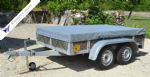 10ft x 6ft Trailer Cover